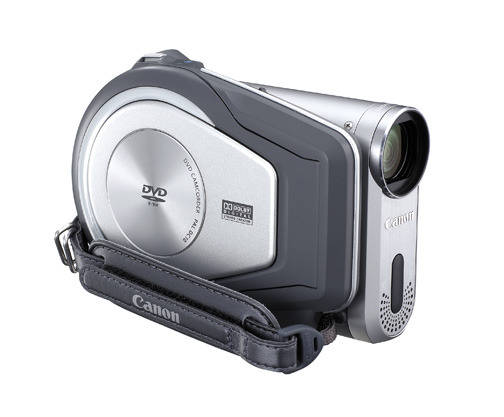 Canon DC10 DVD Video Camera 10x 0/Zoom 1.3M 2.5LCD