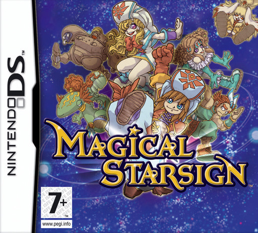 Magical Starsign for DS