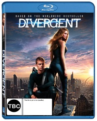 Divergent on Blu-ray image