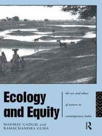 Ecology and Equity by Madhav Gadgil image