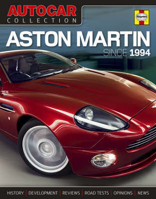 """Autocar"" Collection: Aston Martin (since 1994): The Best Words, Photos and Data from the World's Oldest Car Magazine image"