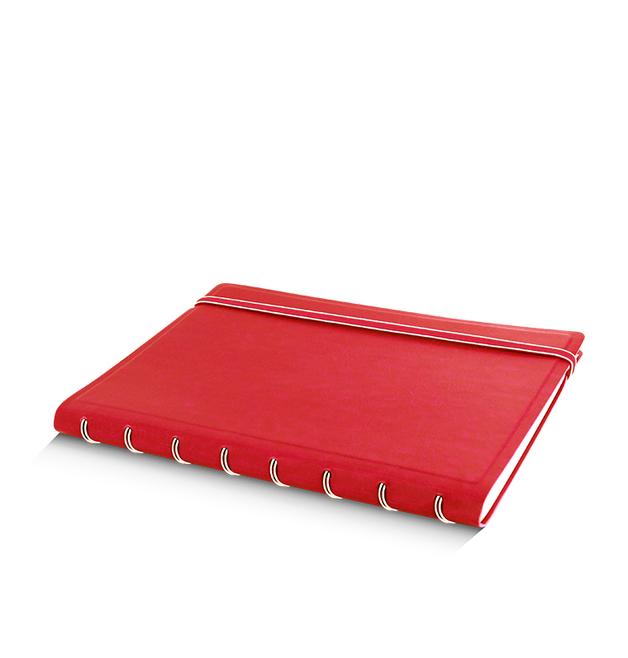 Filofax - A5 Notebook - Red