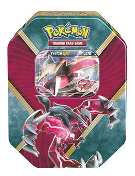 Pokemon TCG XY Shiny Kalos Tin: Yveltal-EX image