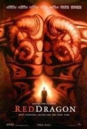 Red Dragon (One Disc) on DVD