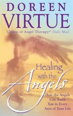 Healing with the Angels by Doreen Virtue image