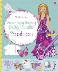 Sticker Dolly Dressing Design Studio Fashion by Fiona Watt