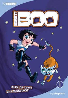 Agent Boo: v. 1 by Alex De Campi image