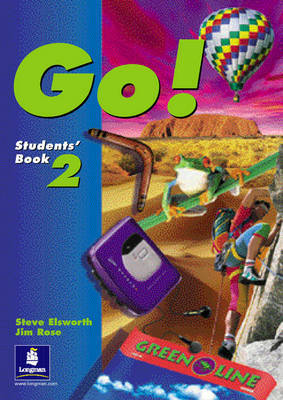 Go! Students' Book Level 2 by Steve Elsworth image