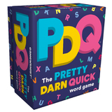 PDQ: The Pretty Darn Quick Word Game