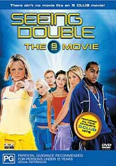Seeing Double - The S Club Movie on DVD