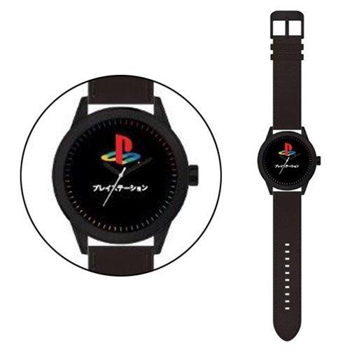 Playstation - Black Strap Watch