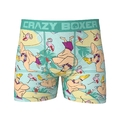 Crazy Boxer: Johnny Bravo Boxers -Large
