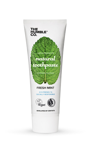 Humble: Natural Toothpaste - Fresh Mint (75ml)