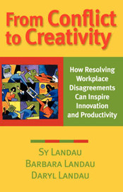 From Conflict to Creativity by Sy Landau image