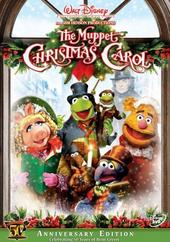Muppet Christmas Carol 50th Anniversary on DVD