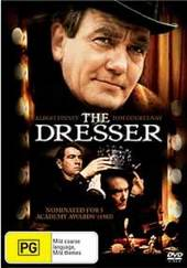 The Dresser on DVD