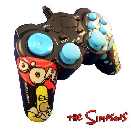 The Simpsons Officially Licensed Homer Controller for PlayStation 2