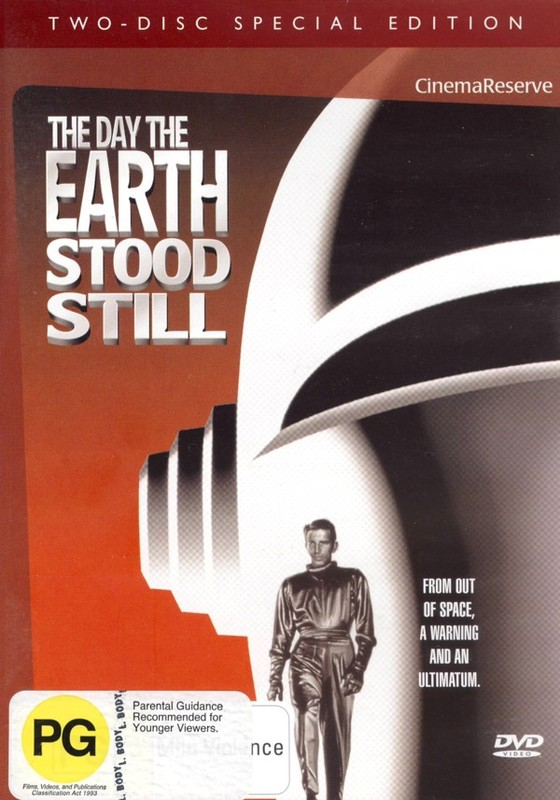 Day The Earth Stood Still, The: Special Edition (2 Disc) on DVD
