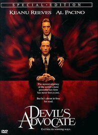 Devil's Advocate on DVD