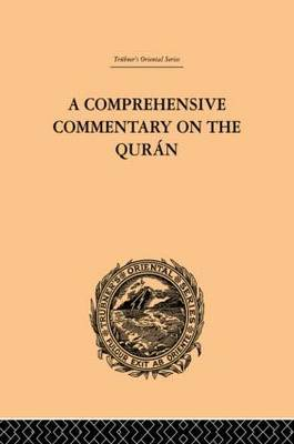 A Comprehensive Commentary on the Quran by E.M. Wherry image