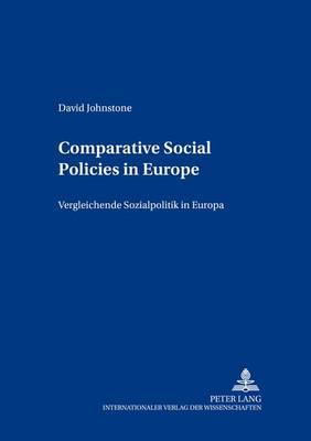 comparitive social policy