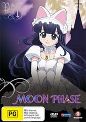 Tsukuyomi Moon Phase Vol 1 on DVD
