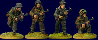 Artizan: Late War German Infantry with MP44s