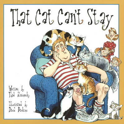 That Cat Can't Stay by Thad Krasnesky image