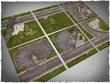 DeepCut Studio Walking Dead Town Neoprene Tiles (6pcs 2x2)
