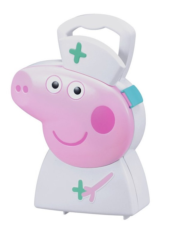 Peppa Pig: Roleplay Set - Medic Case