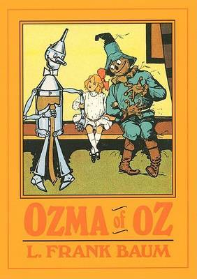 Ozma of Oz by L F Baum image