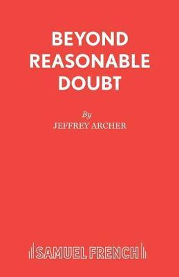 Beyond Reasonable Doubt by Jeffrey Archer image