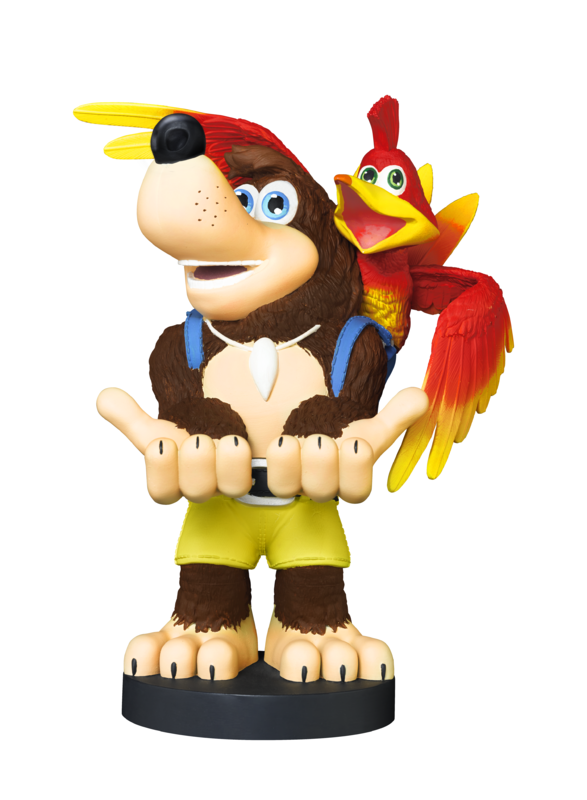 Cable Guy Controller Holder - Banjo Kazooie for PS4