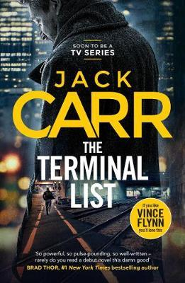 The Terminal List by Jack Carr image