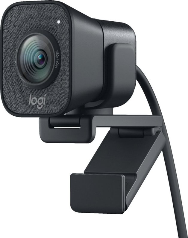 Logitech Full HD StreamCam USB-C (Graphite) for