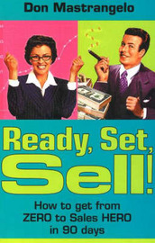 Ready, Set, Sell! by Don Mastrangelo image