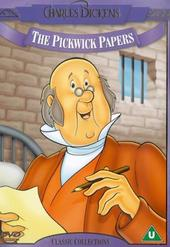 The Pickwick Papers (Charles Dickens) (Animated) on DVD