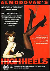 High Heels on DVD