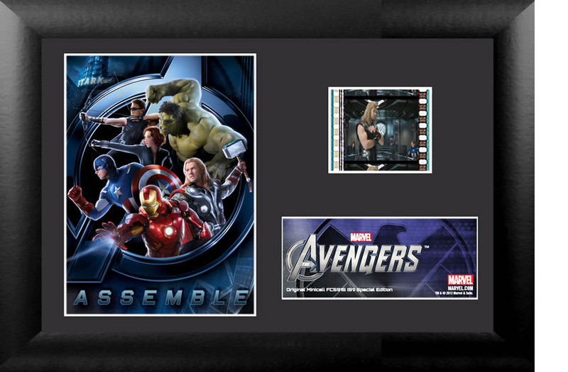 FilmCells: Mini-Cell Frame - Avengers (Team) image