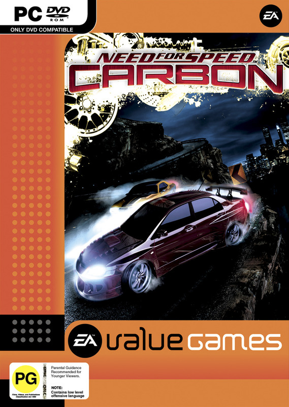 Need for Speed Carbon (Value Games) for PC Games