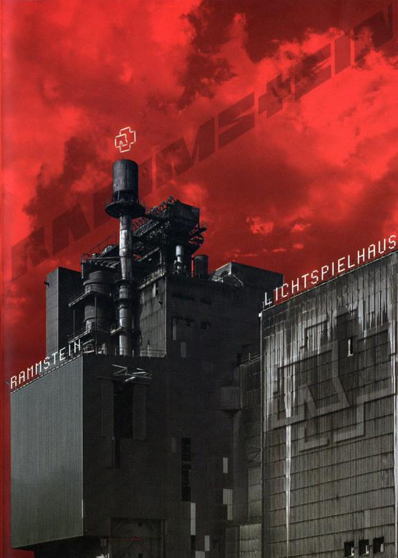 Rammstein - Lichtspielhaus on DVD