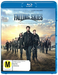 Falling Skies - The Complete Second Season on Blu-ray
