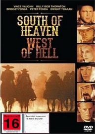 South of Heaven West of Hell on DVD