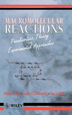 Macromolecular Reactions by N.A. Platé image