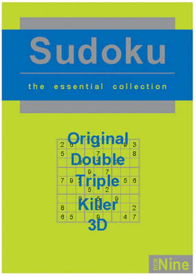 Sudoku: The Essential Collection by Box Nine