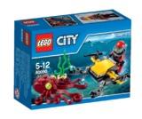 LEGO City: Deep Sea Scuba Scooter (60090)