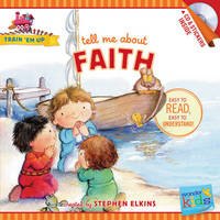 Tell Me about Faith by Stephen Elkins