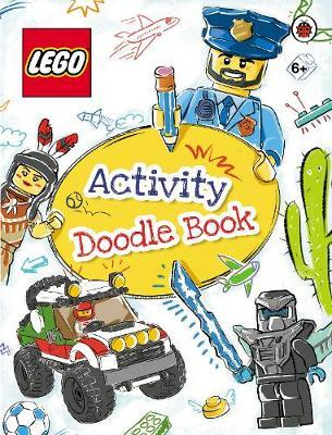 LEGO: Activity Doodle Book image