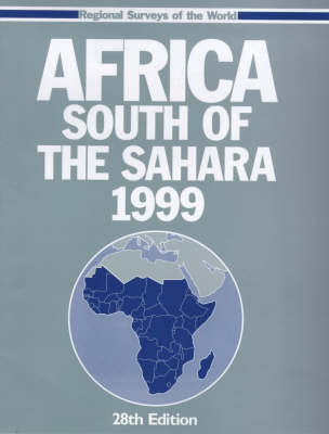Africa South of the Sahara by Europa Publications image