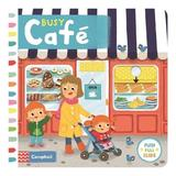 Busy Cafe by Louise Forshaw